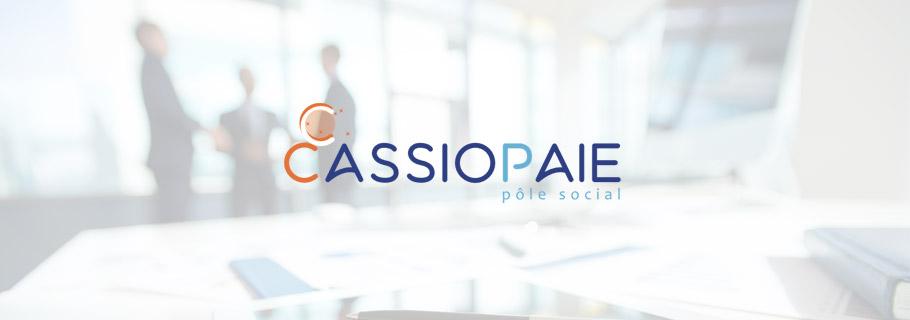 Cassiopaie - Externalisez vos feuilles de paie
